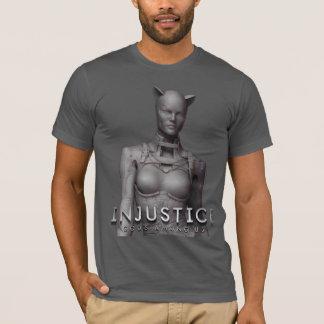 T-shirt Remplaçant de Catwoman