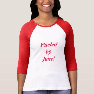 T-shirt Rempli de combustible par le jus