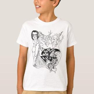 T-shirt Renard d'hiver