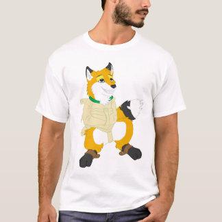 T-shirt RENARD fou