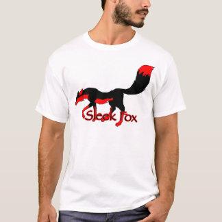 T-shirt renard lisse