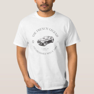 T-shirt RENAULT R5 Alpine turbo