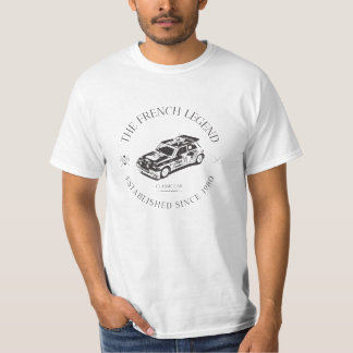 T-shirt RENAULT R5 Alpine turbo II