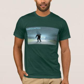 T-shirt Rencontre de Sasquatch