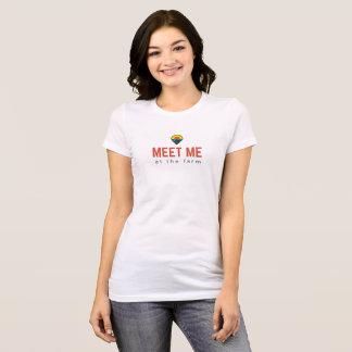 T-shirt Rencontrez-moi bonne note