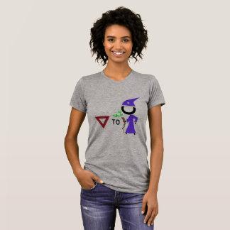 T-shirt Rendement au magicien !