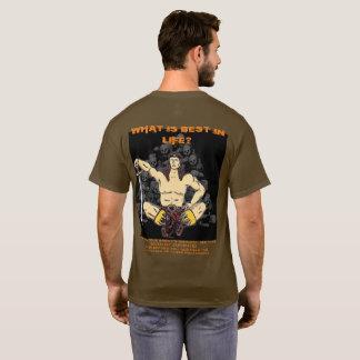 T-shirt Rendez Cimmeria grand encore !