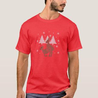 T-shirt Rennes de Noël