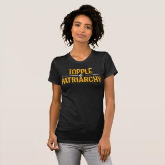 T-shirt Renversez le Patriarchy.