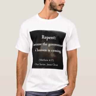 T-shirt Repentissez-vous