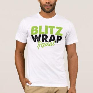 T-shirt Répétition d'enveloppe d'attaque éclaire - le