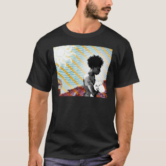 T-shirt Réplique sismique