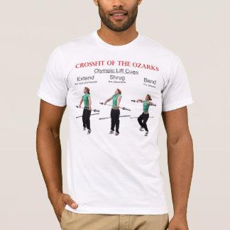 T-shirt Répliques d'ascenseur d'Oly
