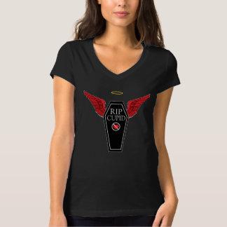 T-shirt Repos dans le cupidon de paix