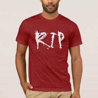 T-shirt Repos de DÉCHIRURE dans la paix