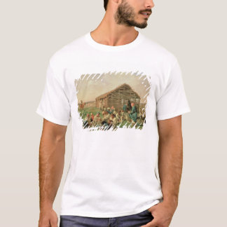 T-shirt Repos pendant la fenaison, 1861