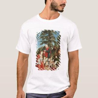 T-shirt Reposez-vous sur le vol en l'Egypte, 1504