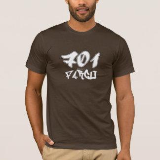 T-shirt Représentant Fargo (701)