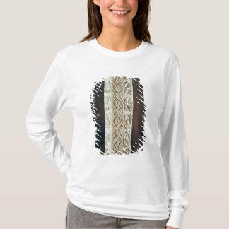 T-shirt Representation de pilier de Calendrier de Saison',