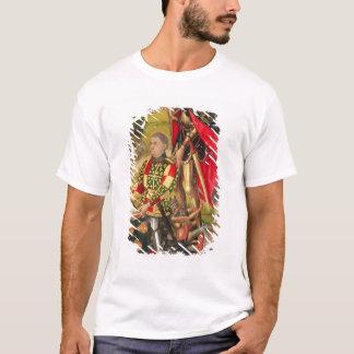 T-shirt Representation du donateur du retable, Michel De