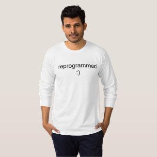 T-shirt Reprogrammé