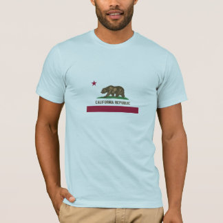 T-shirt République de la Californie