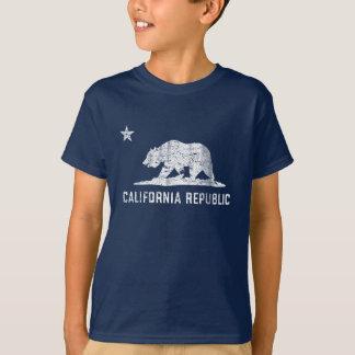 T-shirt République vintage de la Californie