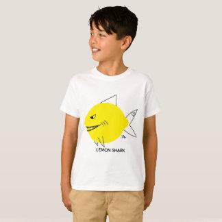 T-shirt Requin de citron