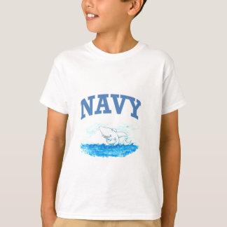T-shirt Requin de marine