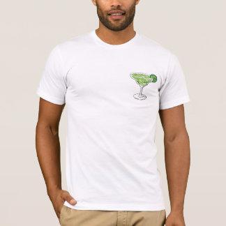 T-shirt Requin de porte à rabattement arrière