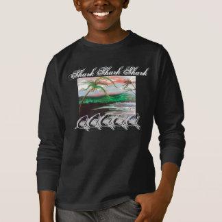 T-shirt Requin de requin de requin
