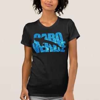 T-shirt Requin de tigre de Cabo Verde (Cap Vert)