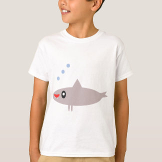 T-shirt Requin heureux