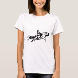 T-shirt Requin maori