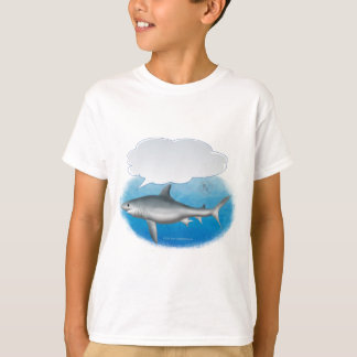 T-shirt Requin parlant