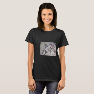 T-shirt Requin/piranha