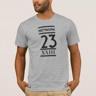 T-shirt Réseau XXIII (noir)