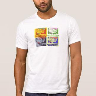 T-shirt Réservation de Ridge de pin de soutien