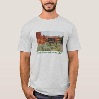 T-shirt Réserve forestière de Dixie