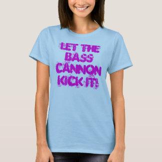 T-shirt Réservoir de basse de flux de Dubstep