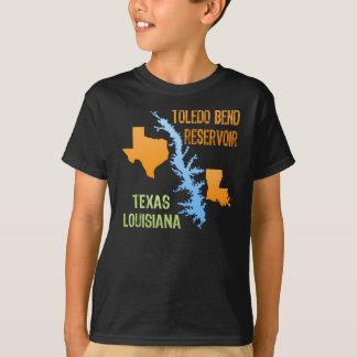 T-shirt Réservoir de courbure de Toledo