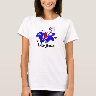 T-shirt Réservoir de dames de boulet de canon de James de