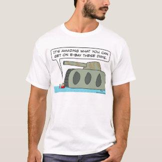 T-shirt réservoir de roi d'ebay