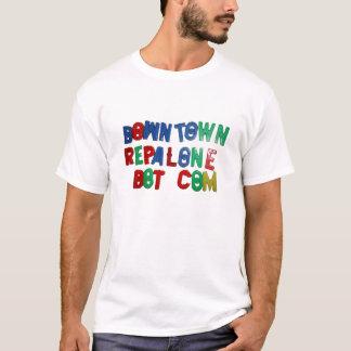 T-shirt Réservoir du centre d'aimant de réfrigérateur de