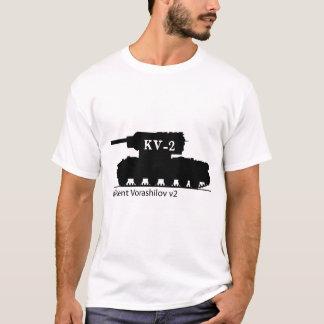 T-shirt Réservoir KV-2 lourd russe