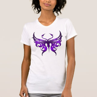 T-shirt Réservoir pourpre de papillon !