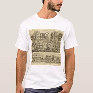 T-shirt Résidence de David R Kerr
