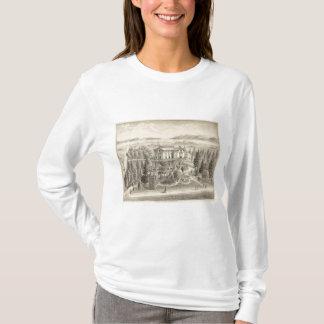 T-shirt Résidence d'émeris, Oakland, Alameda Co