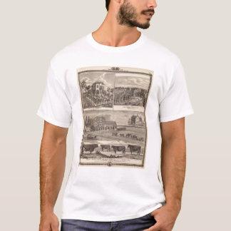 T-shirt Résidence et université occidentale dans