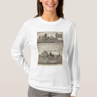 T-shirt Résidences à Rochester, Minnesota